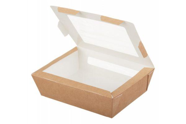 коробка для мыла бумажная крафт квадратная с окошком по оптовым ценам купить
