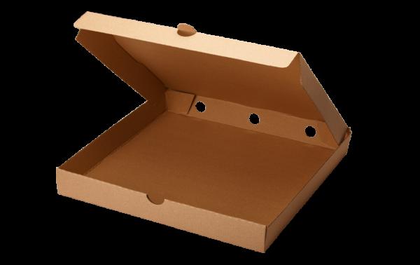 купить оптом коробку для пиццы, 30Х30Х4, 300Х300Х40, Оптовый магазин упаковки