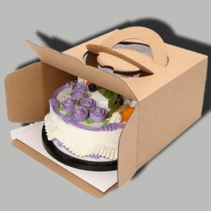 Коробки для тортов и пирогов