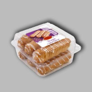 Коробки для пирожных, эклеров, кексов, пончиков