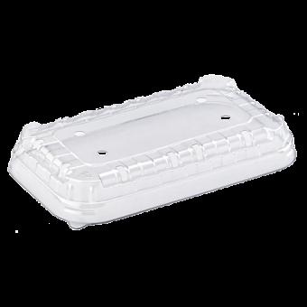 Крышка для контейнеров с перфорацией L6-28 194х118х28мм ПЭТ