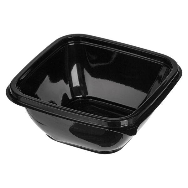 Контейнер гастроемкость 126х126 СПК 1212 375мл чаще всего используется для салатов и готовых блюд, так же для доставки готовых блюд на дом...