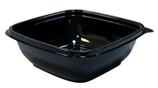 Контейнер гастроемкость 160х160 СПК 1616 500мл чаще всего используется для салатов и готовых блюд, так же для доставки готовых блюд на дом...