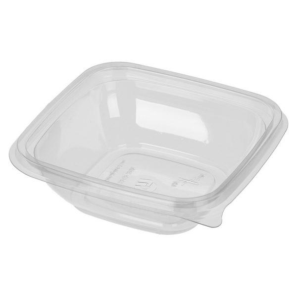 Контейнер гастроемкость 126х126 СПК 1212 250мл чаще всего используется для салатов и готовых блюд, так же для доставки готовых блюд на дом...