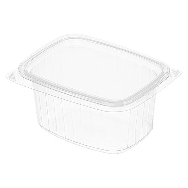 Контейнер PP (ПП) 108х82 с крышкой 250 мл для сметаны, творога, салатов, готовых блюд и полуфабрикатов