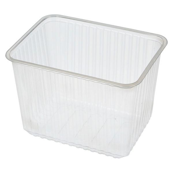 Контейнер серии 186, PP(ПП) 186х132 2000 мл для орехов, творога, сухофруктов, сметаны, готовых блюд и полуфабрикатов по низкой цене