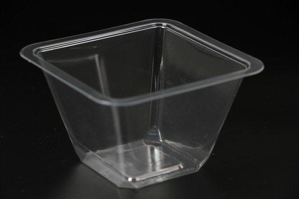 """Упаковка-контейнер ПР-УП-109х65 """"ПИРАМИДА"""". К стакану может прилагаться пробная партия крышек ПР-УП-109.* Цена: 2.50 руб."""