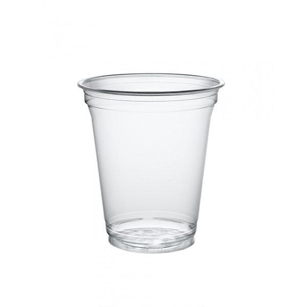 """Стакан ПЭТ """"Шейкер"""" 76мм 200мл прозрачный для молочного коктейля, для коктейлей, для холодных напитков. Стаканы шейкеры по самой низкой цене."""