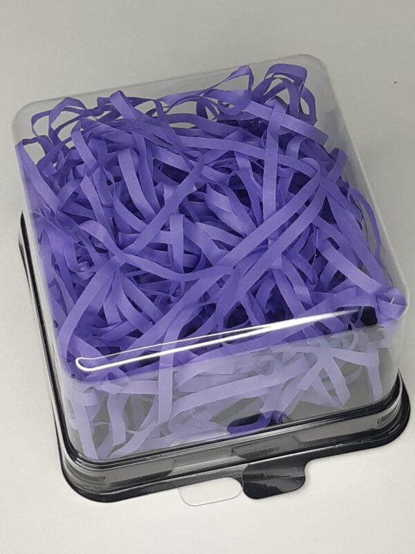 фиолетовый бумажный наполнитель под мыло ручной работы оптом низкая цена бесплатная доставка