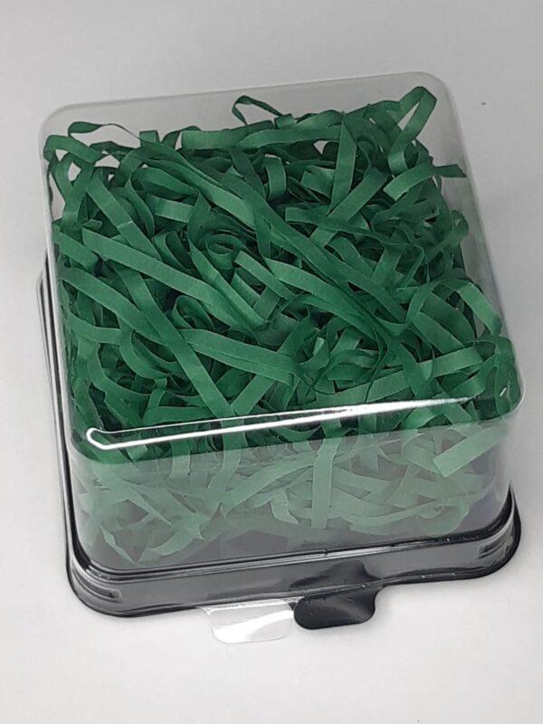 темно-зеленый бумажный наполнитель под мыло ручной работы рукоделие купить оптом купить низкая цена дешево бесплатная доставка
